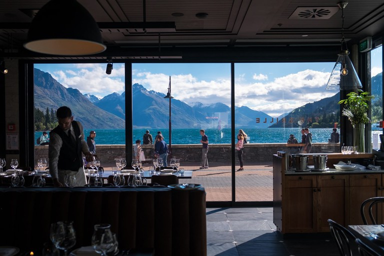 The Grille by Eichardt's, Queenstown