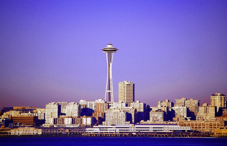 View from Alki Beach | © Sachin / Flickr