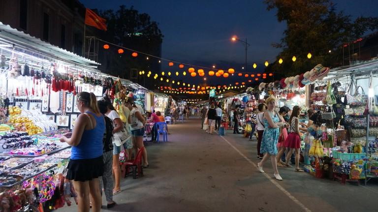 Nha Trang Night Market | © TravellingApples