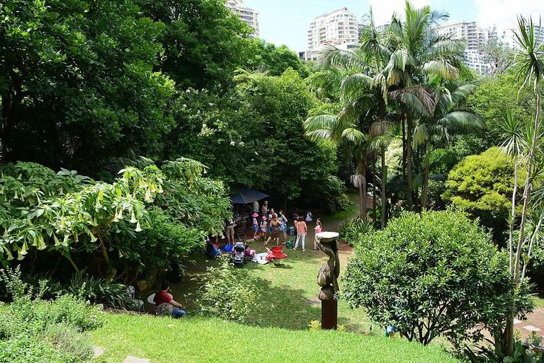 Wendy's Secret Garden | © Sardaka_Wikimedia Commons