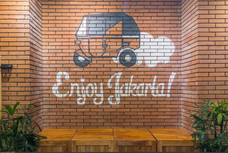 Wanderloft Hostel, Jakarta