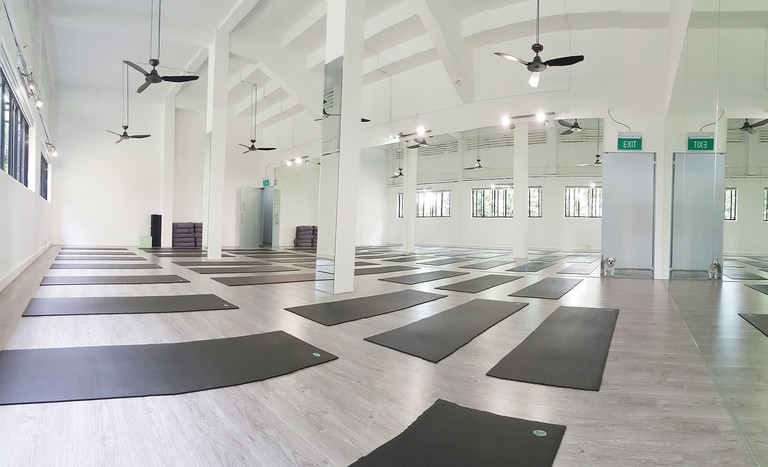 Yoga incc Studio Guillemard