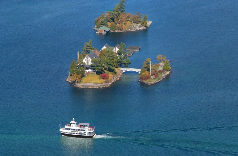 1000 Islands Rockport Boat Line