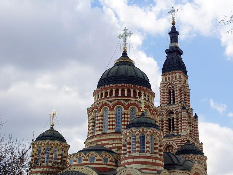 Ukraine cathedrals, Kharkov