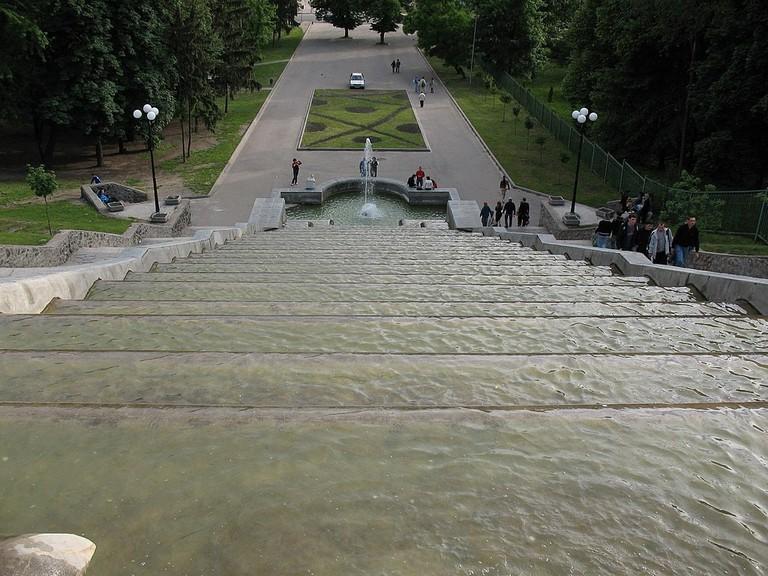 Fountain__Cascade Kharkov