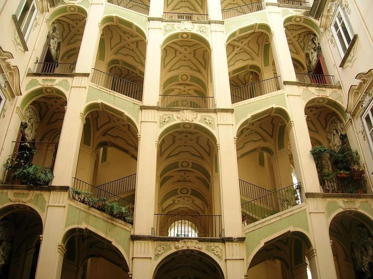 Palazzo dello Spagnolo   © Mentnafunangann/WikiCommons