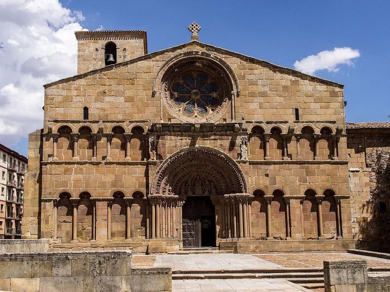 Santo Domingo Church, Soria   ©FRANCIS RAHER / Wikimedia Commons