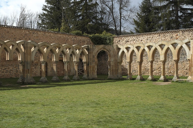 San Juan de Duero, Soria