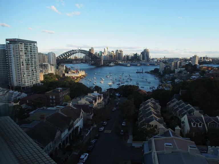 North Sydney Harbourview Hotel