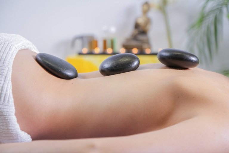 Enjoy a relaxing massage at the Westin La Quinta wellness centre