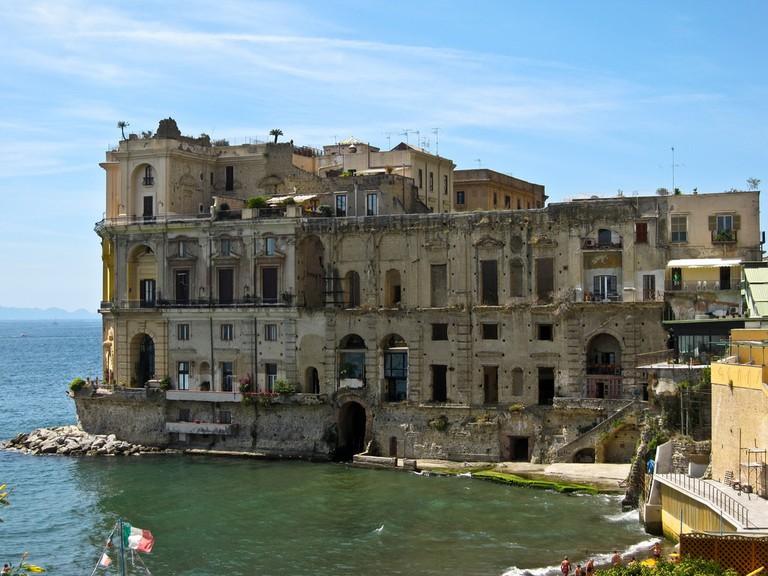 Palazzo Donn'Anna   © Armando Mancini/Flickr