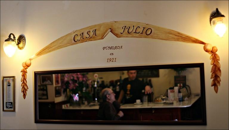 Casa Julio, Madrid