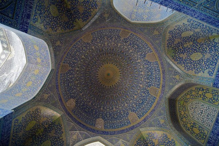 Imam Mosque | © A.Davey / Flickr