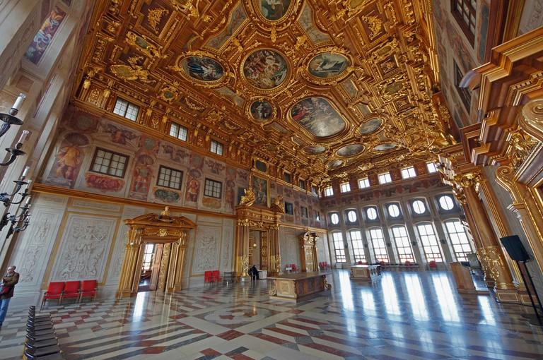 Golden Hall Augsburg