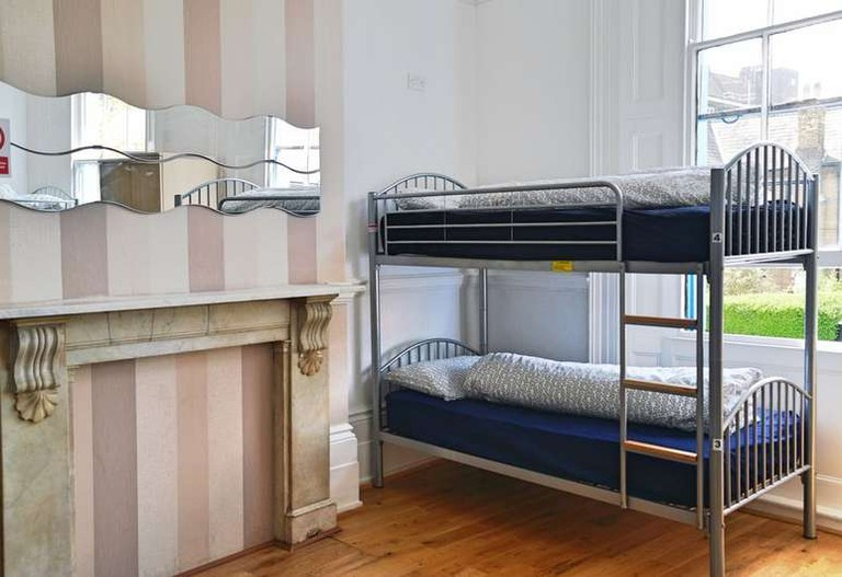 Dinner is included in the price of a stay at Hostel One Camden