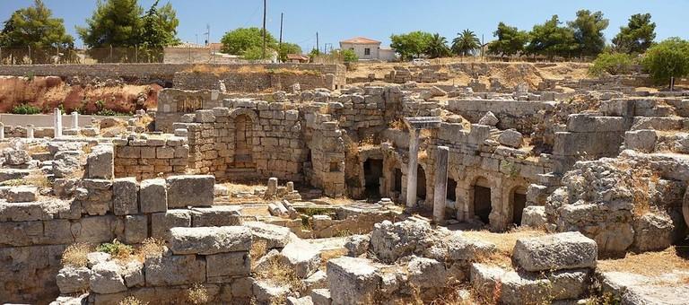 Ancient_Corinth_-_Fountain_of_Peirene_1