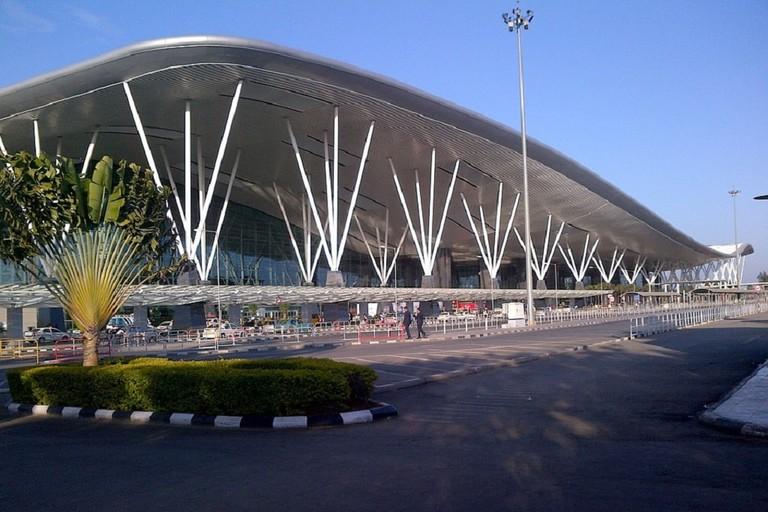 Banaglore airport