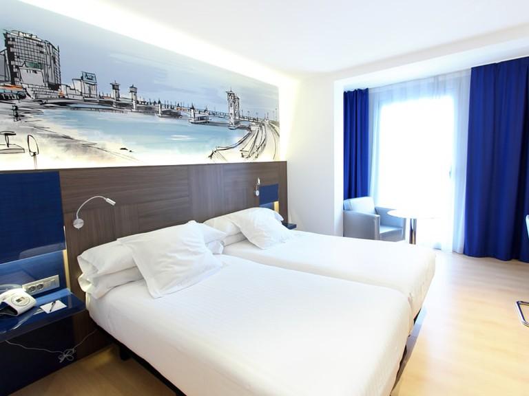 Hotel BlueCoruña, A Coruña