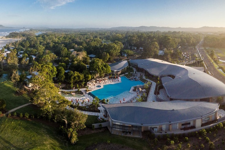Elements Of Byron Resort and Spa