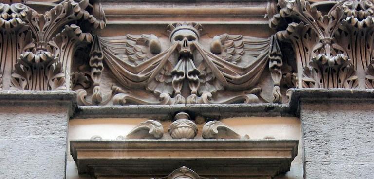 The Facade of the Church of Purgatorio ad Arco   © Miguel Hermoso Cuesta/WikiCommons