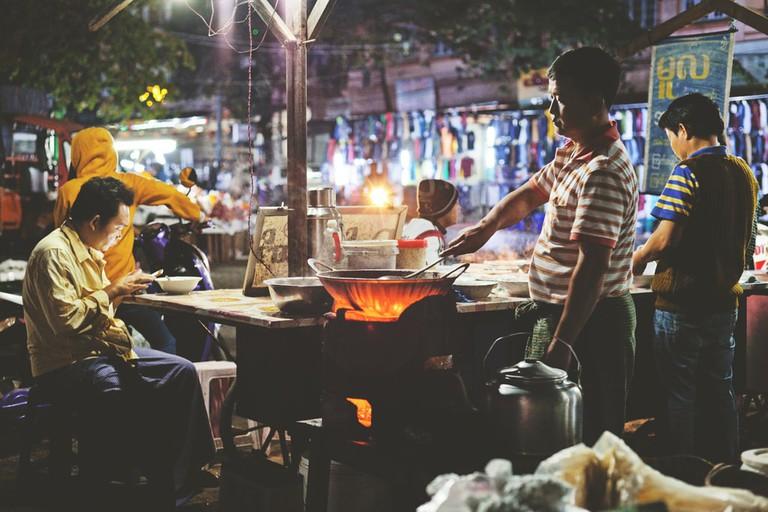 Food-Seller-Kachin-State