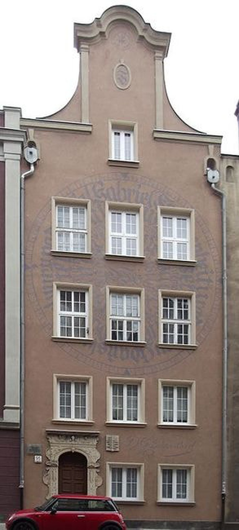 Gdańsk_-_Kamienica_Fahrenheita