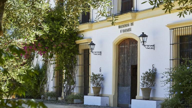 Hacienda de San Rafael, Spain