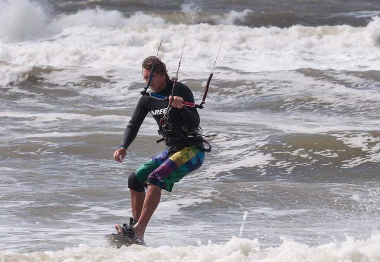 KiteSurfing|©JohanWieland:Flickr