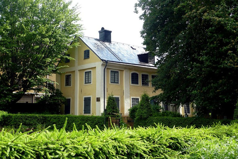 Linnaean Garden and Museum