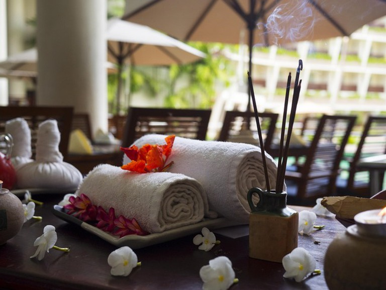 Pamper yourself at Marbell'a Shanti Som retreat