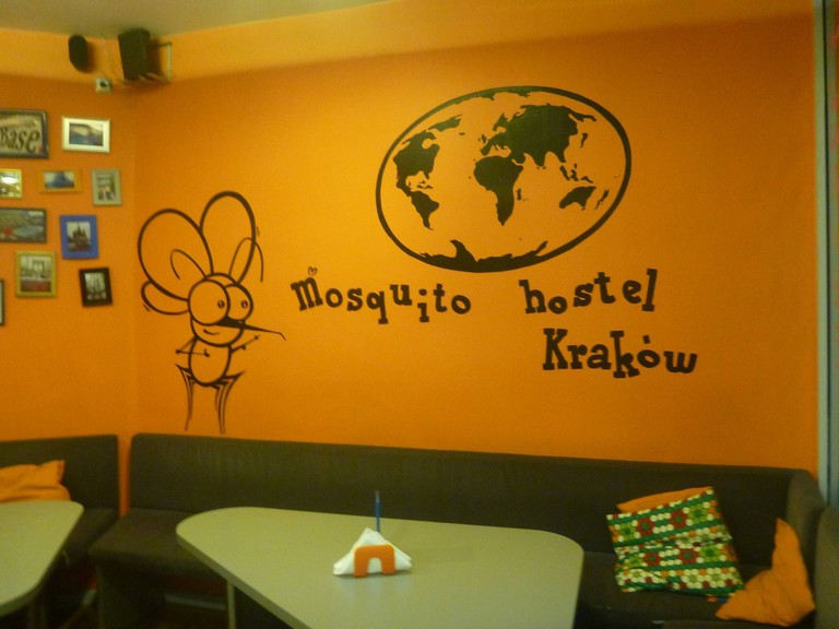 Mosquito Hostel, Kraków | © Northern Irishman in Poland