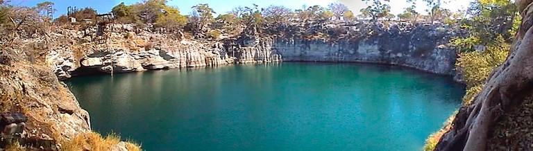 Otjikoto Lake