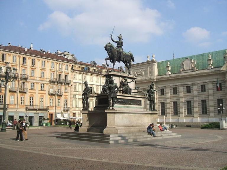PiazzaCarloAlbertoTorino