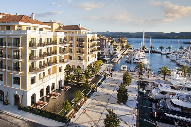 © Courtesy of Masano Kawana for Regent Porto Montenegro