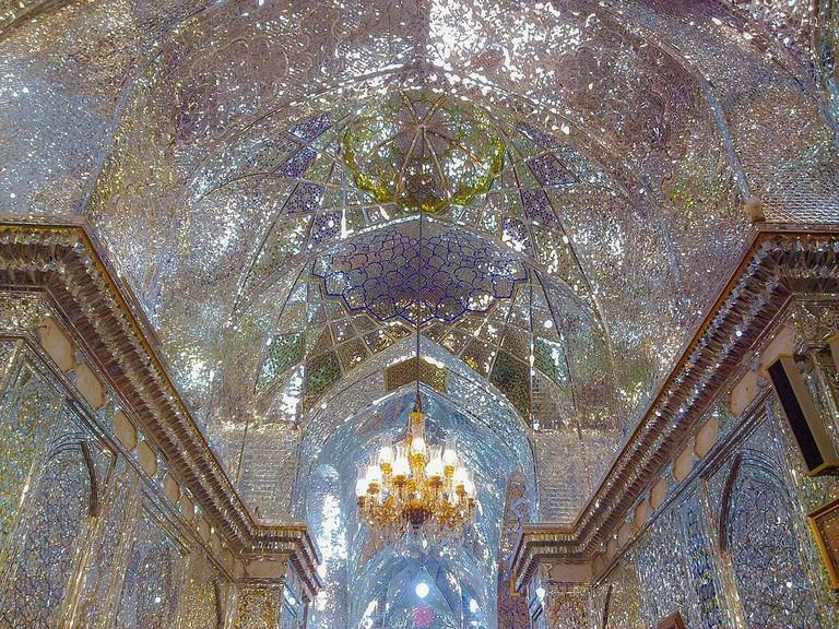 Shah Cheragh, Shiraz