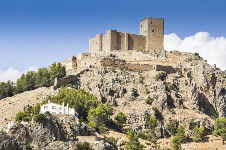 Castle of Segura de la Sierra, Spain | © Noradoa/Shutterstock