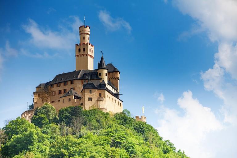Markusburg Castle