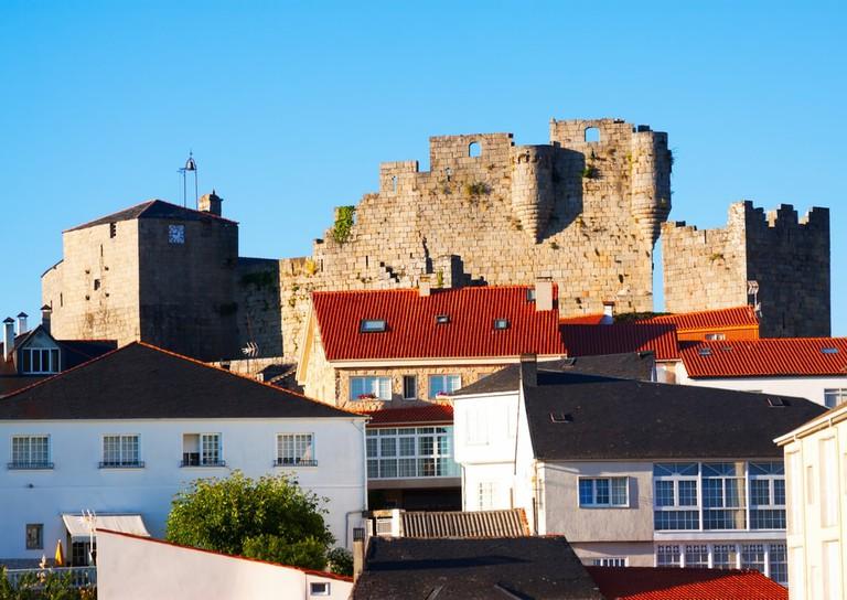 Castro Caldelas, Galicia, Spain | © Iakov Filimonov/Shutterstock