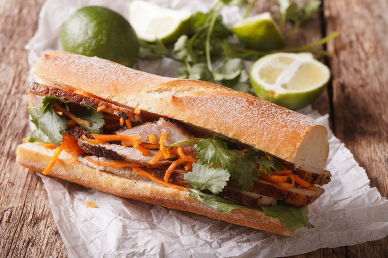 The one and only bánh mì sandwich   © AS Food studio / shutterstock