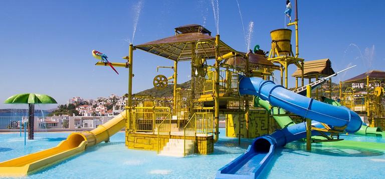 Carema Splash Park