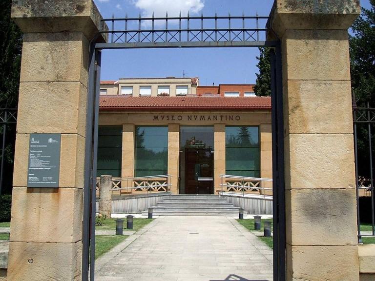 Museo Numantino, Soria   ©Zarateman / Wikimedia Commons