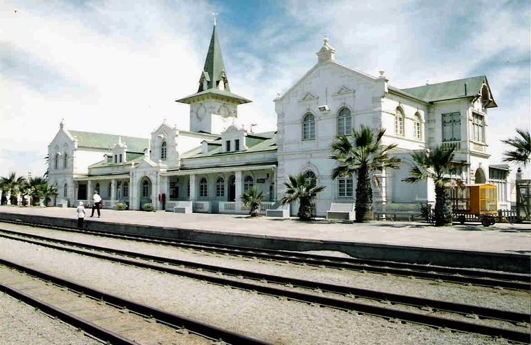 Swakopmund railway station