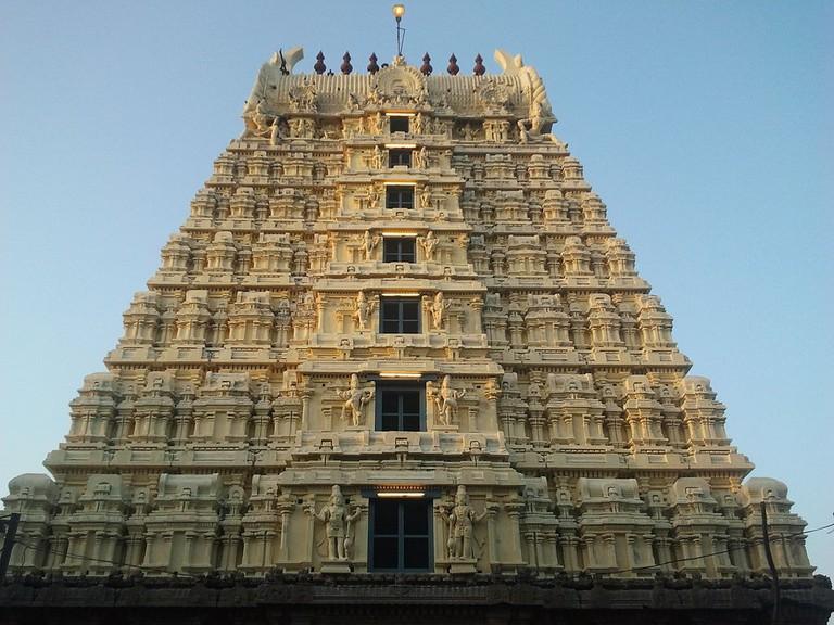 Temple vellore