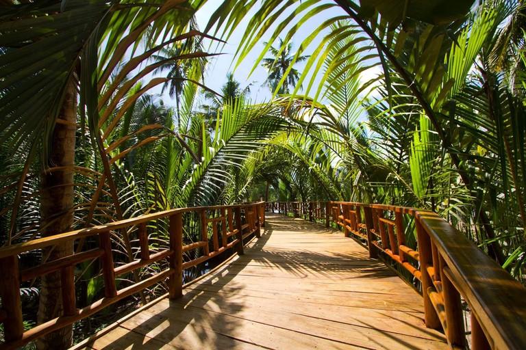 Sabay Beach, Kampot