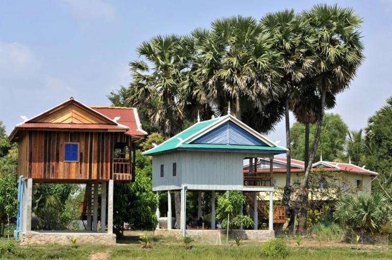 Champa Lodge, Kampot