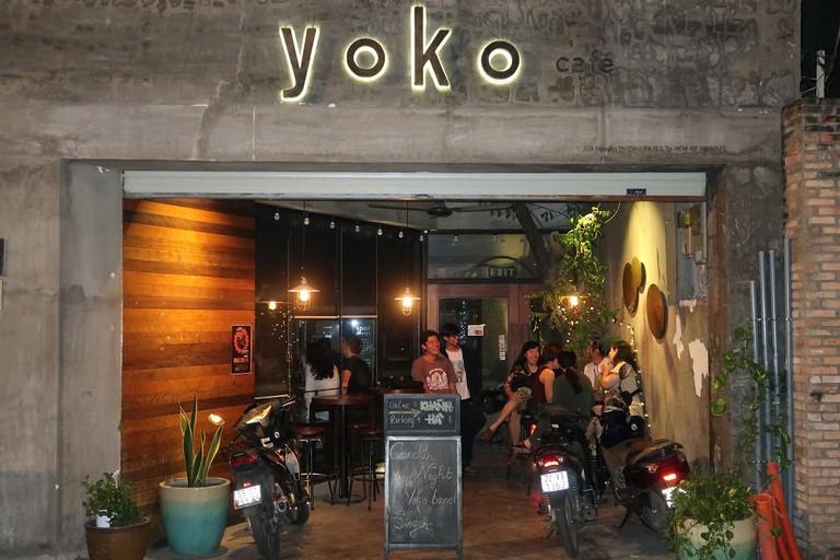 Yoko Cafe | © Sam Roth