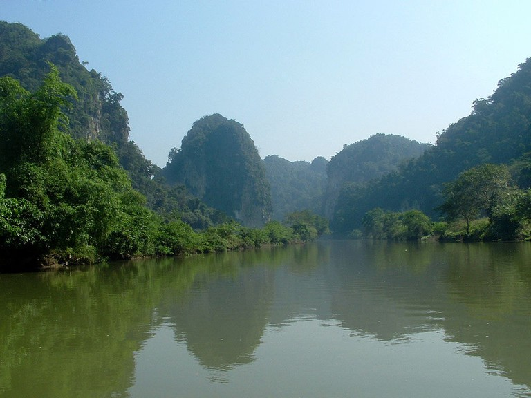 Ba Be Lake | © trekkingtravelvietnam/WikiCommons