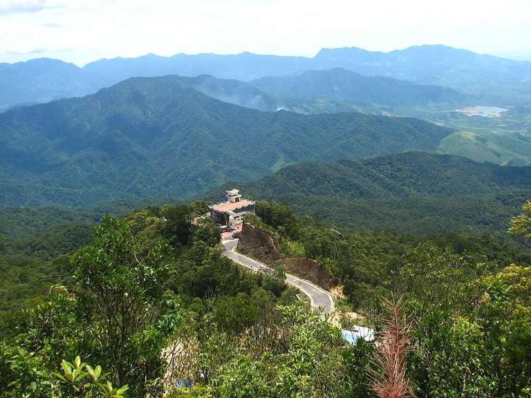 Mount Ba Na | © Dung005/WikiCommons