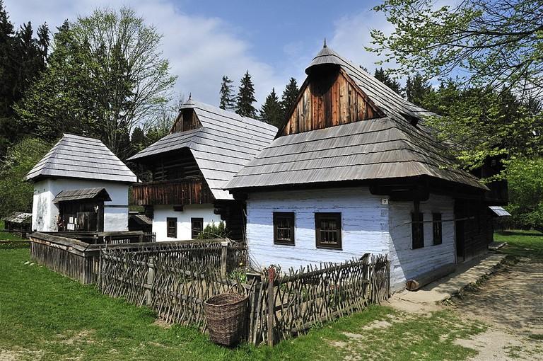 1024px-Museum_of_Slovak_village_03