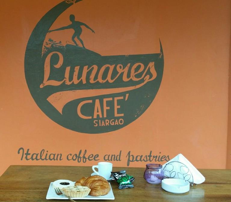 Lunares Café Siargao Pastries and Coffee